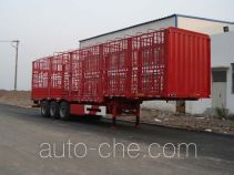 Livestock transport trailer