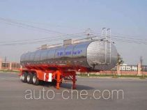CIMC ZJV9390GYSTH liquid food transport tank trailer