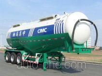 CIMC ZJV9400GFLLYA medium density bulk powder transport trailer