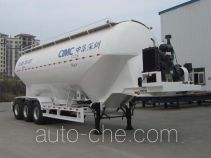 CIMC ZJV9400GFLSZA medium density bulk powder transport trailer
