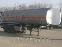 CIMC ZJV9400GHYSD chemical liquid tank trailer