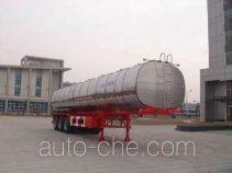CIMC ZJV9400GYSTH liquid food transport tank trailer