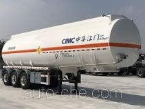 CIMC ZJV9400GYWJM oxidizing materials transport tank trailer
