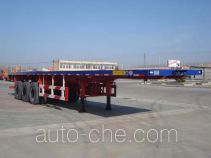 CIMC ZJV9400JPDY flatbed trailer