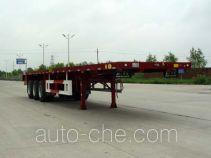 CIMC ZJV9400JPHJA flatbed trailer