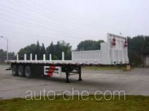 Pipe transport trailer