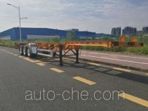 CIMC ZJV9400TJZSZ05 container transport trailer