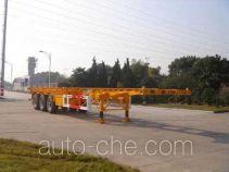 CIMC ZJV9400TJZTHA container transport trailer