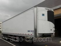 CIMC ZJV9400XLCQL refrigerated trailer