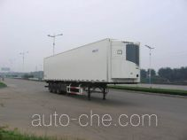 CIMC ZJV9400XLCSD refrigerated trailer