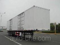 CIMC ZJV9400XXYTH box body van trailer