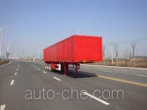 CIMC ZJV9400XXYXJ box body van trailer