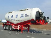 CIMC ZJV9401GFLLYB medium density bulk powder transport trailer