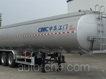 CIMC ZJV9401GGYJM liquid supply tank trailer