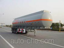 CIMC ZJV9401GHY chemical liquid tank trailer