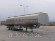 CIMC ZJV9401GHYSD chemical liquid tank trailer