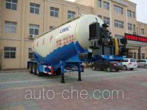 CIMC ZJV9401GSNDY bulk cement trailer