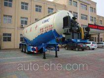 中集牌ZJV9401GSNDY型散装水泥运输半挂车