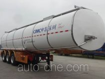 中集牌ZJV9401GYSSZ型液态食品运输半挂车