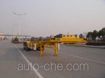 CIMC ZJV9401TJZTHB container transport trailer