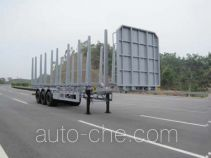 CIMC ZJV9401TYASZ timber/pipe transport trailer