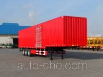 CIMC ZJV9401XXYQD box body van trailer