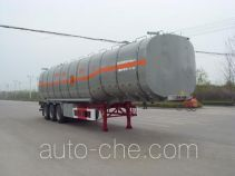 CIMC ZJV9402GHYHJA chemical liquid tank trailer