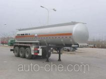 CIMC ZJV9402GHYSD chemical liquid tank trailer
