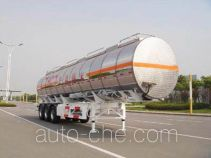 CIMC ZJV9402GHYTH chemical liquid tank trailer
