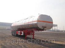 CIMC ZJV9402GRYTHG flammable liquid tank trailer