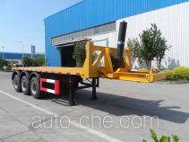 CIMC ZJV9402ZZXPQD flatbed dump trailer