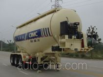 CIMC ZJV9403GFLRJA medium density bulk powder transport trailer