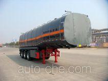 CIMC ZJV9403GHYHJA chemical liquid tank trailer