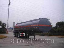 CIMC ZJV9403GHYTHH chemical liquid tank trailer
