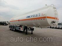 CIMC ZJV9403GYYJM полуприцеп цистерна алюминиевая для нефтепродуктов