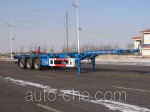 CIMC ZJV9403TJZYK container transport trailer