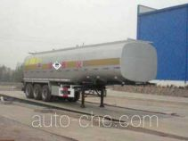 CIMC ZJV9404GHYSD chemical liquid tank trailer