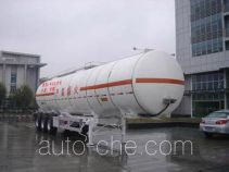 CIMC ZJV9404GHYTH chemical liquid tank trailer