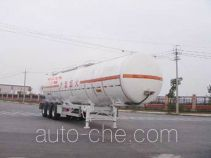 CIMC ZJV9404GHYTHA chemical liquid tank trailer