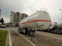 CIMC ZJV9404GYYJM aluminium oil tank trailer