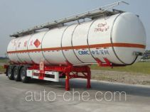 CIMC ZJV9405GRYSZA flammable liquid tank trailer
