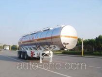 CIMC ZJV9405GRYTHE flammable liquid tank trailer