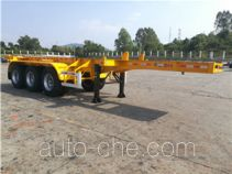 CIMC ZJV9406TJZSZ container transport trailer