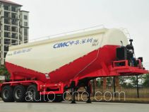 CIMC ZJV9407GFLSZ medium density bulk powder transport trailer