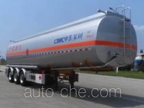 CIMC ZJV9407GRYSZB flammable liquid tank trailer
