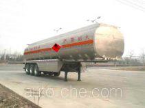 CIMC ZJV9407GYYSD oil tank trailer