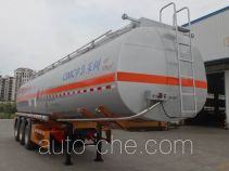 CIMC ZJV9408GRYSZA flammable liquid tank trailer