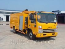 Juwang ZJW5081TQY dredging truck