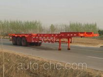 Juwang ZJW9400TJZG container carrier vehicle