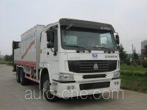 Huatong ZJY5250TYH pavement maintenance truck